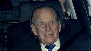 The Duke of Edinburgh has undergone a precautionary check-up after crash (Aaron Chown/PA Wire)
