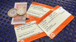 Urgent reform of rail fares is needed in response to changing travel patterns caused by the coronavirus pandemic, a watchdog has claimed (Ben Birchall/PA)