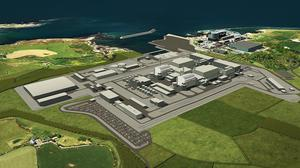 An announcement is expected on the Wylfa development on Wednesday (PA)