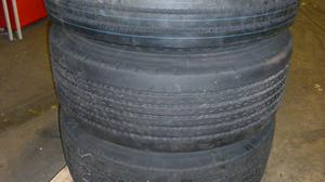 Tyres were found to be stuffed with cocaine (NCA/PA)