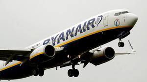 "Ryanair chief Michael O'Leary said the budget airline is ""overrun with growth offers"""
