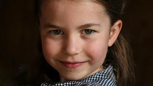 Pictures of Princess Charlotte have been released to mark her fifth birthday on Saturday (Duchess of Cambridge/PA)