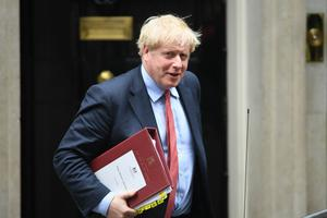 Boris Johnson has said ministers are looking at the system of judicial review (Stefan Rousseau/PA)