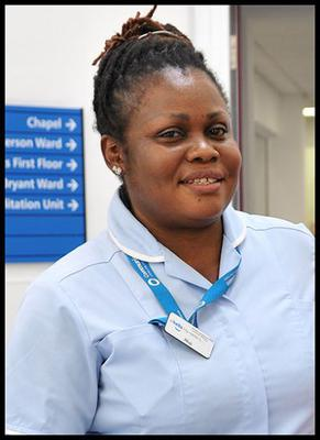 Afua Fofie was a healthcare assistant at Teddington Memorial Hospital. (Family handout/PA)