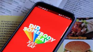 Just Eat's merger with Takeaway.com has been given the green light (Gareth Fuller/PA)