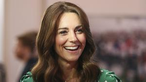 The Duchess of Cambridge praises the efforts of frontline workers during the coronavirus outbreak (Peter Morrison/PA)