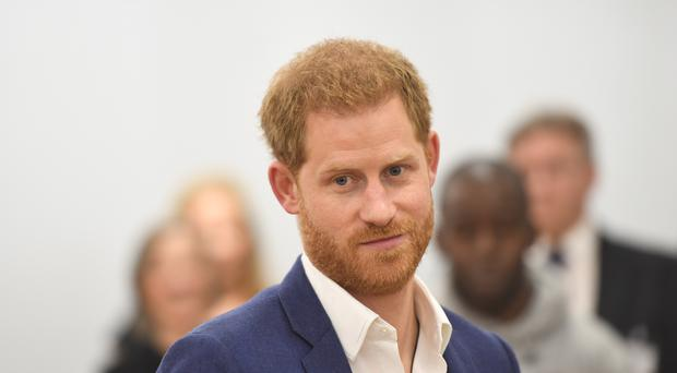 The Duke of Sussex will attend the Rugby World Cup final in Tokyo (Joe Giddens/PA)