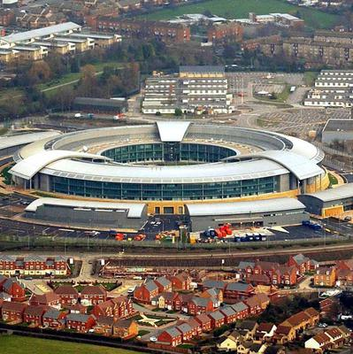 The Government Communication Headquarters (GCHQ) has been accused of working with US intelligence agencies to break into the communication links of Yahoo and Google