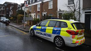 A man has been arrested in connection with the murder of Flamur Beqiri in Battersea on Christmas Eve (Kirsty O'Connor/PA)
