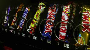 Staff, patients and visitors will face an NHS 'sugar tax' when they use hospital vending machines or cafes