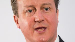 "Prime Minister David Cameron says Labour plans for the economy are ""reckless"""