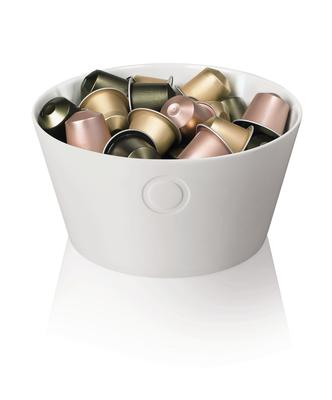 Coffee pods are becoming increasingly popular (Nespresso/PA)