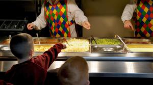 Vouchers are being sent to the families of children eligible for free school meals (Anthony Devlin/PA)