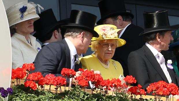 The Duke of York has stepped down from royal duties (Steve Parsons/PA)