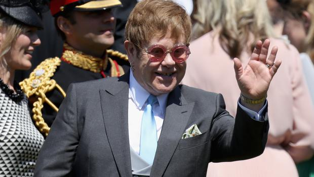 Sir Elton John is a previous victim of the hoaxers (Chris Jackson/PA)