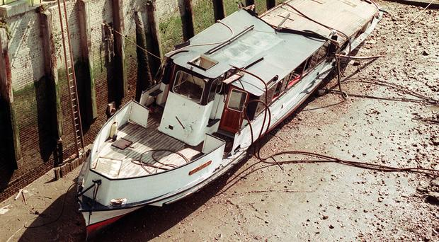 Fifty-one people died in the Marchioness disaster 30 years ago (PA)