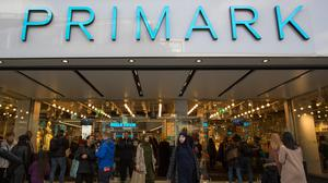Primark's owner said sales improved in recent months, but warned that its supply chain could be impacted by coronavirus (Aaron Chown/PA)