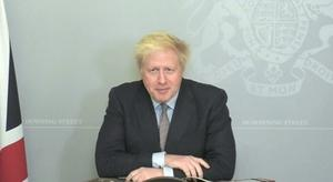 Prime Minister Boris Johnson (House of Commons/PA)