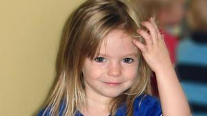 Madeleine McCann has been missing since May 2007 (PA)