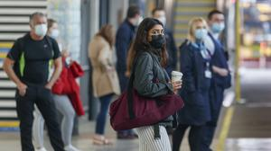 Study researchers performed immunological analyses of samples from more than 200 people, many of whom had mild or no symptoms of Covid-19 (Danny Lawson/PA)