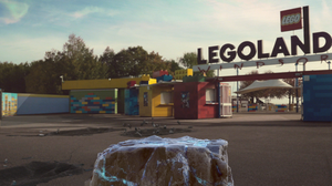 Legoland has announced it will open a multi-million pound new section where 'mythical creatures come to life' in spring 2021 (Legoland Windsor/PA)