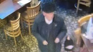 William Scott was seen in the Foot of the Walk pub in Leith around 3.45pm on Tuesday (Police Scotland/PA)