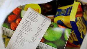10.5% of working adults with children reported missing meals to help pay for their home