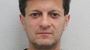 Tony Muldowney-Colston has been jailed for 20 months (Met Police/PA)