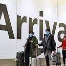 Officials estimate up to 200 UK citizens will want to return to the UK (Steve Parsons/PA)