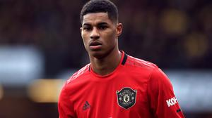 File photo dated 22-12-2019 of Manchester United's Marcus Rashford.