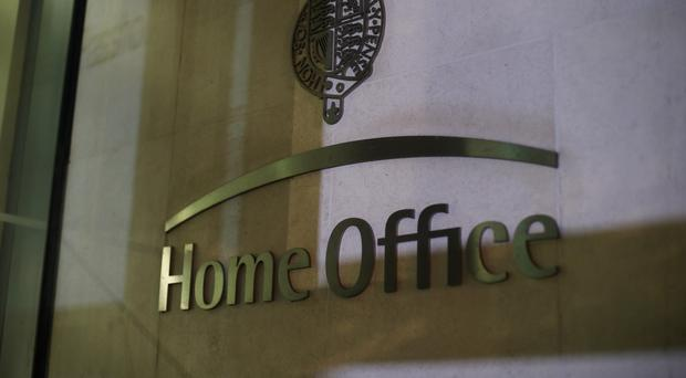 The Home Office said tackling the illegal smuggling of offensive weapons is a priority for Border Force (Yui Mok/PA)