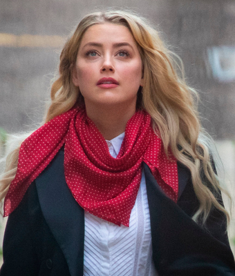 Amber Heard has attended the Royal Courts of Justice in London for the three weeks of the libel trial