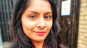 Hospital doctor Meenal Viz, 27, said ending the weekly clap for carers could in fact show more support for the NHS (handout/PA)