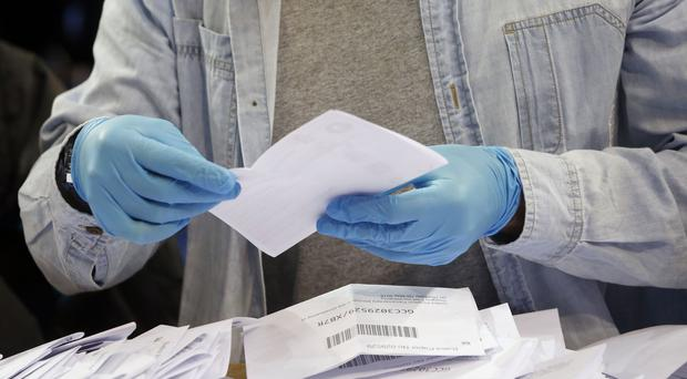 Police are investigating three possible cases of voter fraud in Glasgow (PA)