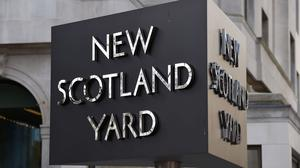 Police have launched a murder investigation following the death of a man and a woman in Lambeth (Kirsty O'Connor/PA Wire)