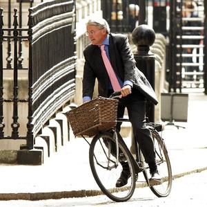 Andrew Mitchell insisted he did not use the words attributed to him