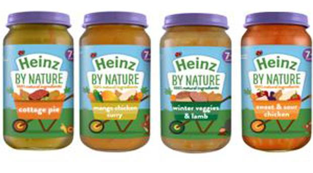 Heinz By Nature jars (Handout/PA)