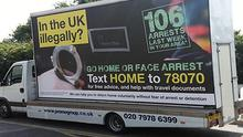 The advertising watchdog ruled the arrest figures given in the adverts were questionable