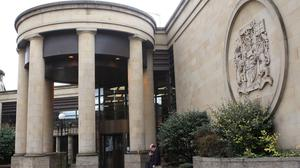 The 35-year-old was sentenced at the High Court in Glasgow (David Cheskin/PA)