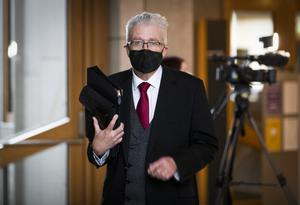 Mike Russell confirmed the draft legislation is forthcoming (Jane Barlow/PA)