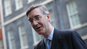 Leader of the House of Commons Jacob Rees-Mogg (Aaron Chown/PA)