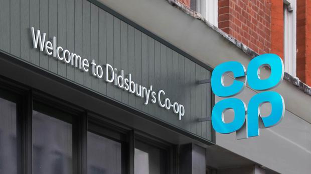 The Co-op has seen revenues jump during the pandemic (Co-op/PA)