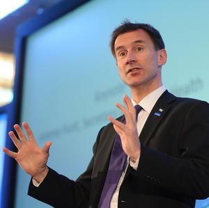 Health Secretary Jeremy Hunt  has been urged to backtrack on plans to give greater powers to a trust special administrator
