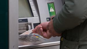 Chancellor Rishi Sunak is set to commit to new laws protecting the future of cash in next week's Budget (Aaron Chown/PA)