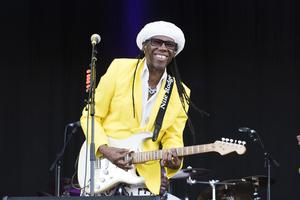 Prince's Trust supporter Nile Rodgers has appeared in the new video alongside other stars (David Jensen/PA)