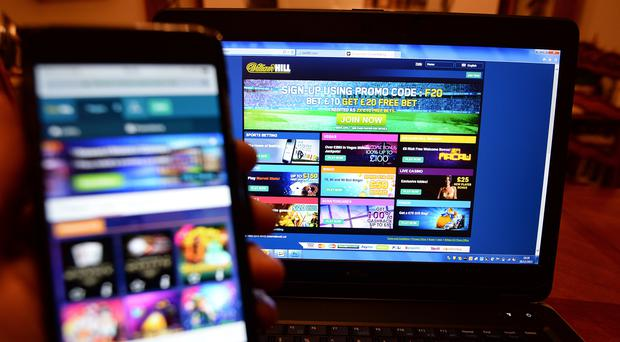 Punters can no longer use their credit cards to make bets (John Stillwell/PA)
