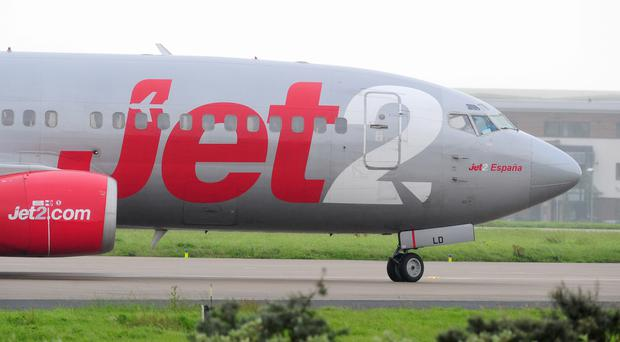 Scott Burns targeted Jet2's IT systems (PA)