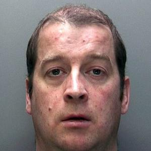 John Miller, 38, who was given a life sentence today at Leeds Crown Court after killed his partner, deputy headteacher Sarah Laycock, 31, and their eight-year-old daughter Abigail.