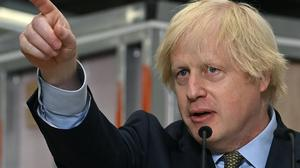 Prime Minister Boris Johnson called on people to be careful when coronavirus lockdown restrictions are eased in England on Saturday (Paul Ellis/PA)