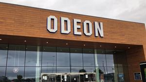 The Odeon cinema at Fort Kinnaird, which was recently used for a court jury (Neil Pooran/PA)